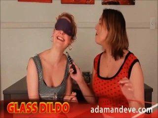 beste Glasdildo Bewertung - wie Dildos auf weibliche erogene Zonen zu verwenden