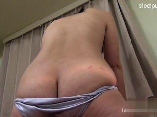 big tits Arschloch schlucken