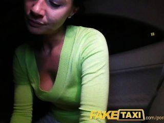 faketaxi enza fickt mich vor der Kamera zu ihrem Ex zu geben