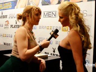 pornhubtv Phoenix Marie Interview bei 2013 AVN Awards