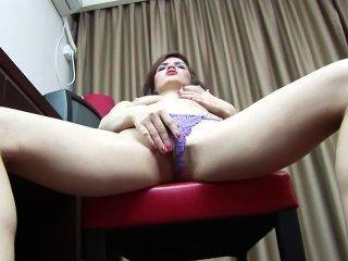 Orgasmus beim Vorhang