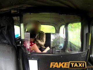 faketaxi atemberaubenden Dieb zahlt den Preis