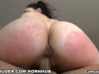marta ist ein sexy Student, Ihre heiße Milch will schlucken