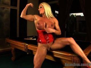 Aziani Eisen Ashlee Kammern Fitness pornstar
