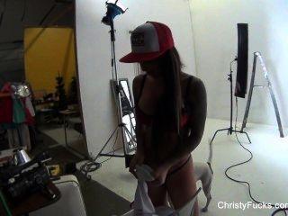 auf der Porno mit Spaß mit Christy Mack & Freunde gesetzt