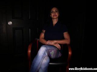 Glory Hole Geheimnisse Buff Babe Juwelen Jade Interview und mit dem Schlucken