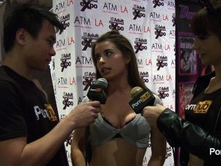 pornhubtv Hase Freiheit Interview bei 2014 AVN Awards