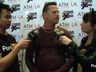 pornhubtv dick chibbles Interview bei 2014 AVN Awards