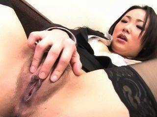 shinnyu Shain keine Oshigoto vol 13 - Szene 1