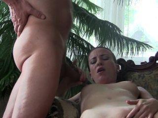 bj Königin Sylvia Chrystall im Wohnzimmer. pornstar Home-Video-hd.