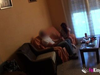spanisches Mädchen mit einem hidden cam ficken
