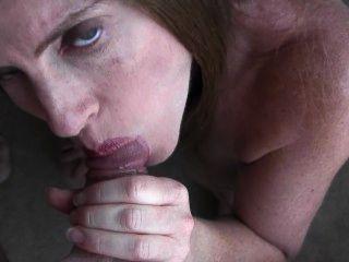 30 Wochen schwanger POV Blowjob und Gesichts