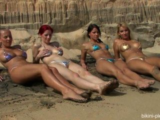 dunklem Sand - Arielle, Melisa, chikita & bianca