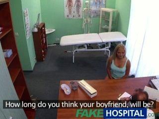fakehospital Patient versucht, Ärzte, schwanger zu erhalten Sperma