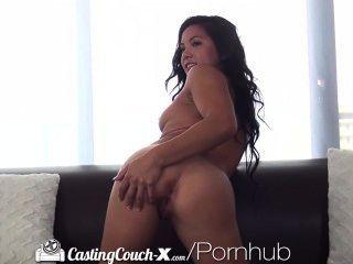 castingcouch-x schöne ultimative Kämpfer bereit ist, Pornos zu tun