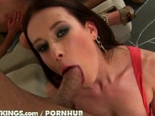 Reality Kings - Anal-Vierer mit 2 hot Euro Jugendliche