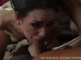 wicked - sarah Shevon liebt cum