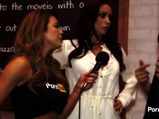 pornhubtv Monique Alexander Interview bei 2015 AVN Awards