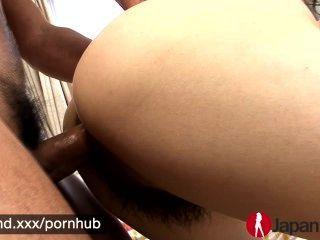 japan hd sexy Asian Babe bekommt ein Creampie