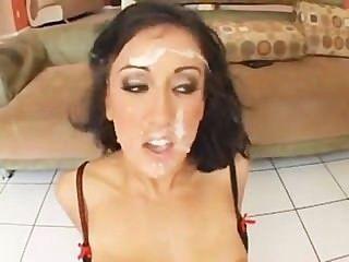 Gesichtscumshots