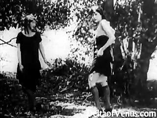 antike porn 1915 - eine freie Fahrt