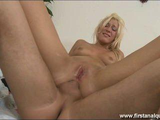 russische Teen erste anal