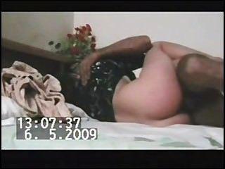 paki moslemisches Mädchen in schwarz Kameez fickt 5 Zoll paki Panther Penis