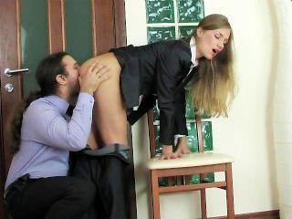 russische Büro Sekretär