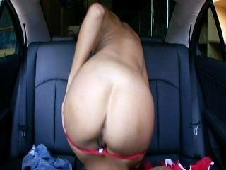 Rücksitz fucks 5 - Szene 7