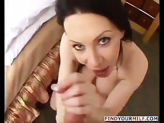 blaue Augen Rayveness reife Frau ficken große