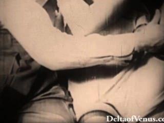 authentischen antiken porn 1940er Jahre - Blondie wird gefickt