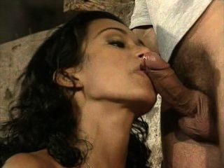 Tabatha Cash Blowjob Doggystyle reitet einen Hahn