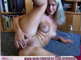 mein extremeren spritzen orgasmus!