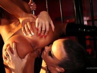 angelina valentine machen sophia santi ihr Sexsklavin