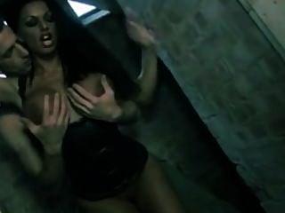 super hot big tits Latex Babe hart gefickt