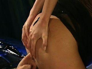 Deutsch Bodybuilder steffen und Baby
