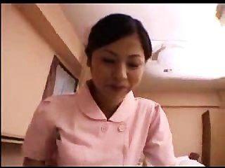 Endlich habe ich meine Krankenschwester Streifen