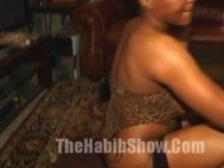 Blase aber Stripper wird gefickt