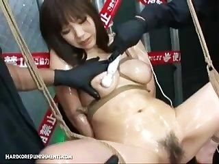 extreme japanische Gerät Suspension Bondage Sex