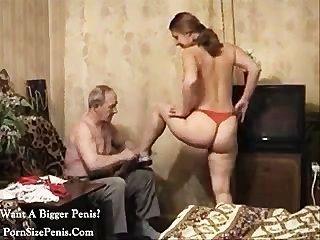 russische Porno - Dedushka