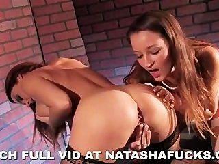 natasha & Dani Daniels frechen Spaß