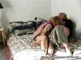 Älteres Ehepaar sex video