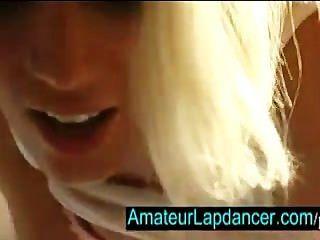 20yo tschechische Amateur sandra - lapdance und oral