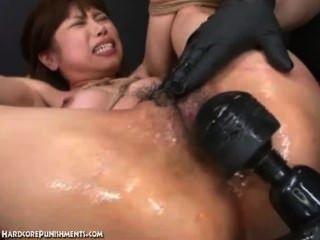 Japanische Bondage Sex - extreme bdsm Bestrafung von Asari