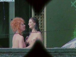 Edwige Fenech und lia tanzi nackt von der virgo, die taurus ...