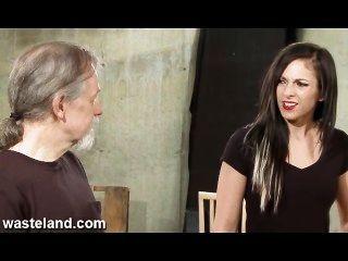 Ödland Bondage Sex-Film - heißen Salsa (pt 1)