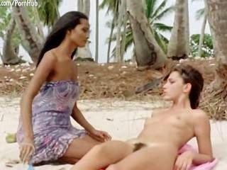 Laura Gemser, dirce Funari - sexy Nächte der lebenden Toten