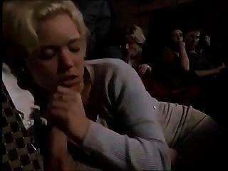 Orgie im Kino