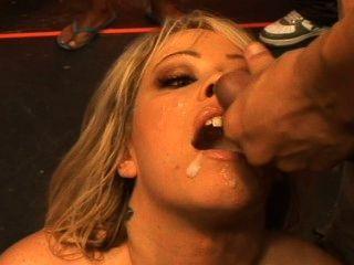Sextreme, Schlucken Bukkake # 34