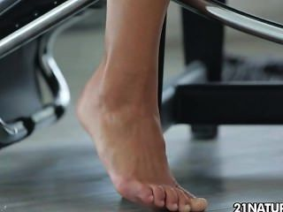 Fuß Küsser